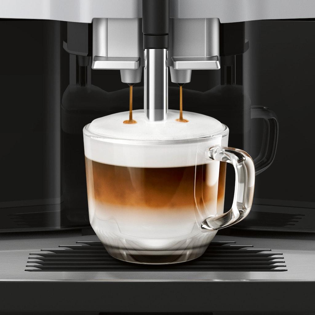 SIEMENS Kaffeevollautomat »EQ.300 TI353514DE«, inkl. 4 Reinigungstabletten und 2 Entkalkungstabletten im Wert von 15,20 € UVP