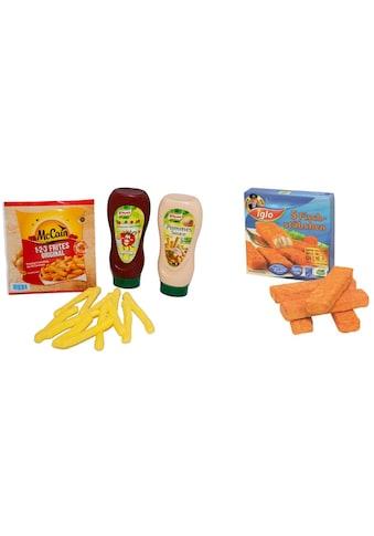 """Tanner Kaufladensortiment """"Fischstäbchen mit Pommes"""", Set kaufen"""