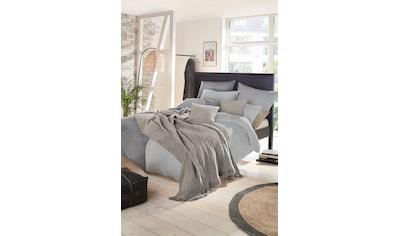 Primera Wohndecke »Struktur«, mit besonderem Zweiton-Look kaufen