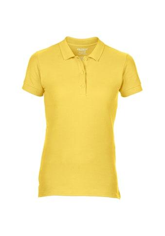 Gildan Poloshirt »Damen Premium Polo-Shirt, Kurzarm« kaufen