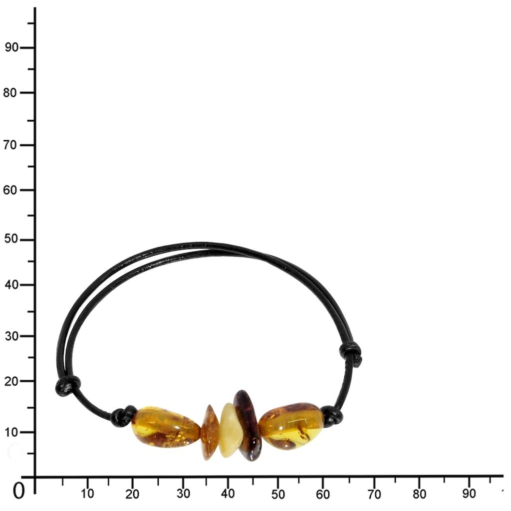 OSTSEE-SCHMUCK Armband »- Urte - Bernstein -,«