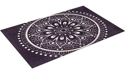 wash+dry by Kleen-Tex Fußmatte »Layla«, rechteckig, 9 mm Höhe, Schmutzfangmatte, In-... kaufen