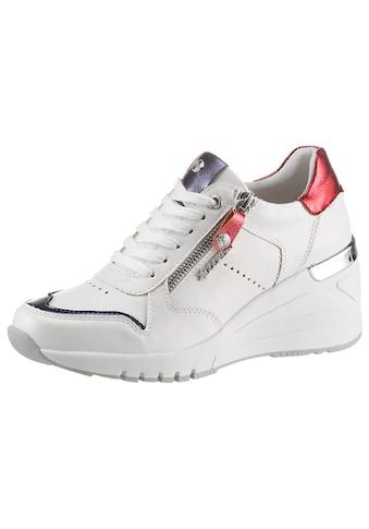 Dockers by Gerli Keilsneaker, mit Metallic-Details kaufen