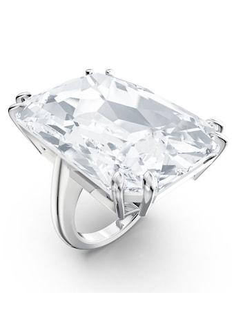 Swarovski Fingerring »Mesmera Cocktail Ring, Übergroßer Kristall,... kaufen
