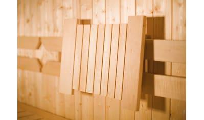 weka Sauna-Rückenlehne, BxH: 46x35 cm, verschiebbar kaufen