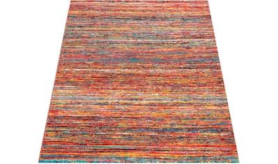 Paco Home Teppich »Passion 221«, rechteckig, 18 mm Höhe, Kurzflor, Wohnzimmer kaufen