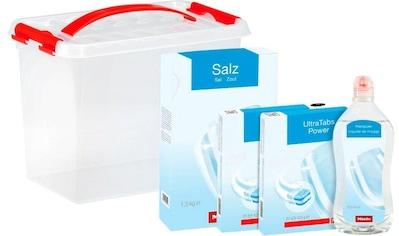Miele Spülmaschinenreiniger »GS SP0403 T«, Starterpaket kaufen