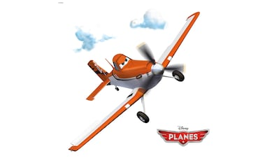 KOMAR Wandtattoo »Planes«, 9 - teilig kaufen