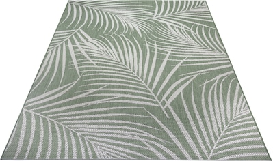Leonique Teppich »Naya«, rechteckig, 3 mm Höhe, Wohnzimmer, In- und Outdoor geeignet kaufen