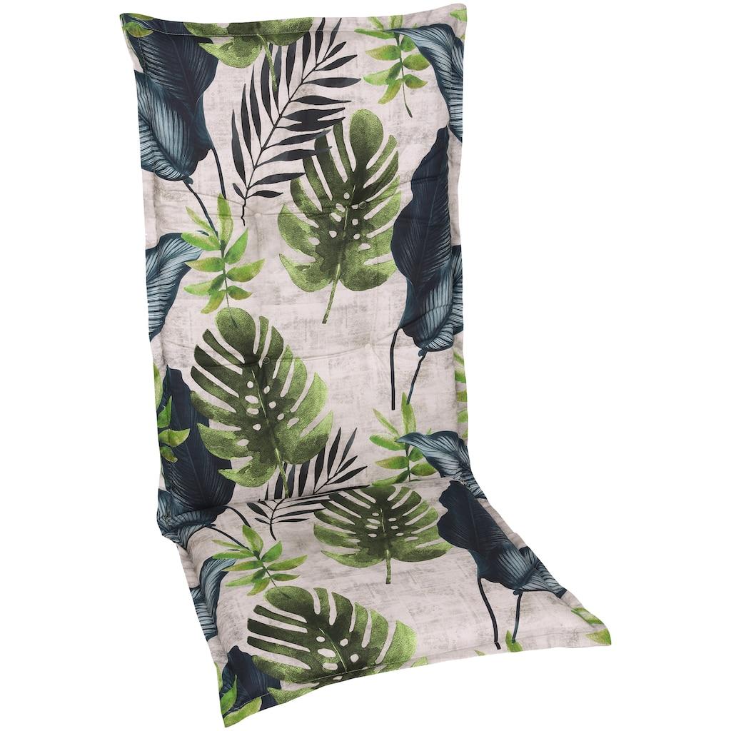 GO-DE Sesselauflage, 120 x 50 cm, hoch