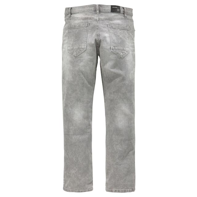 John Devin Straight-Jeans