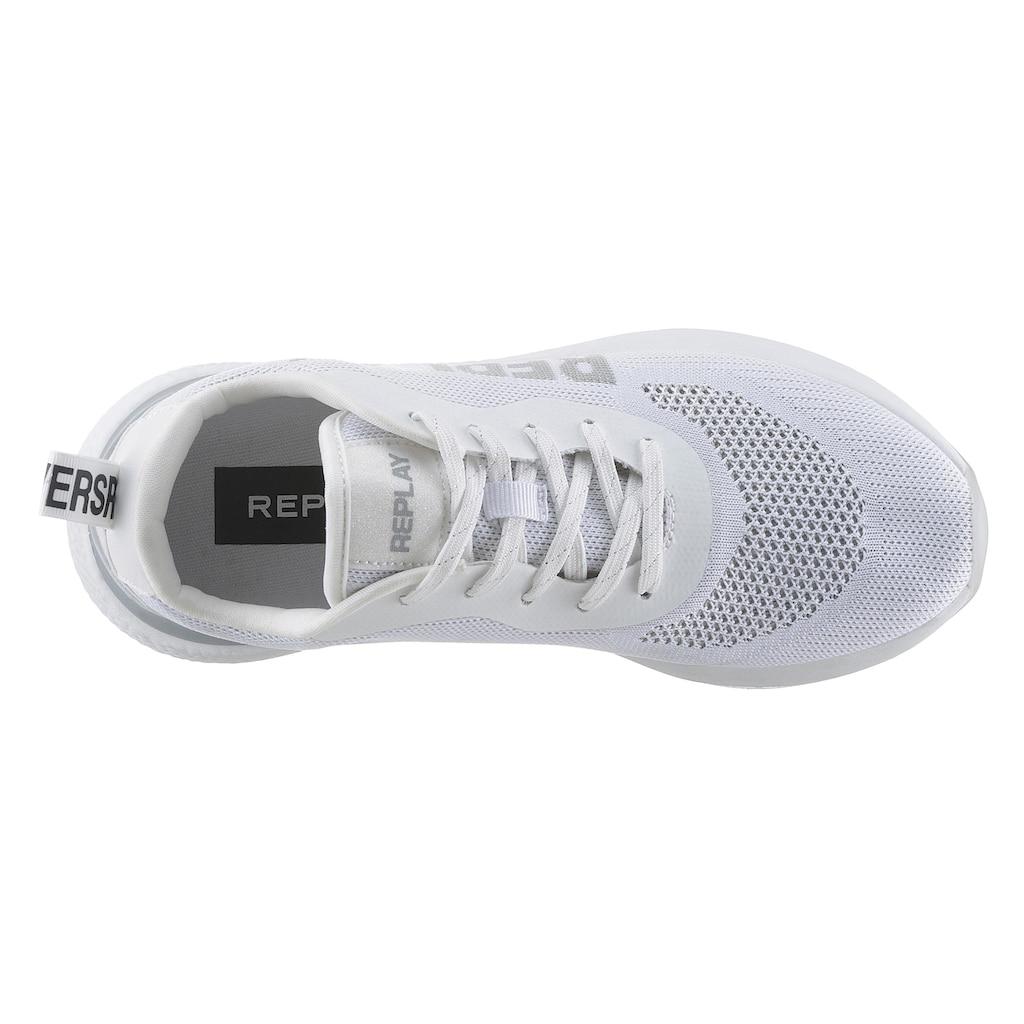 Replay Sneaker »Botanic«, mit Logo an der Seite