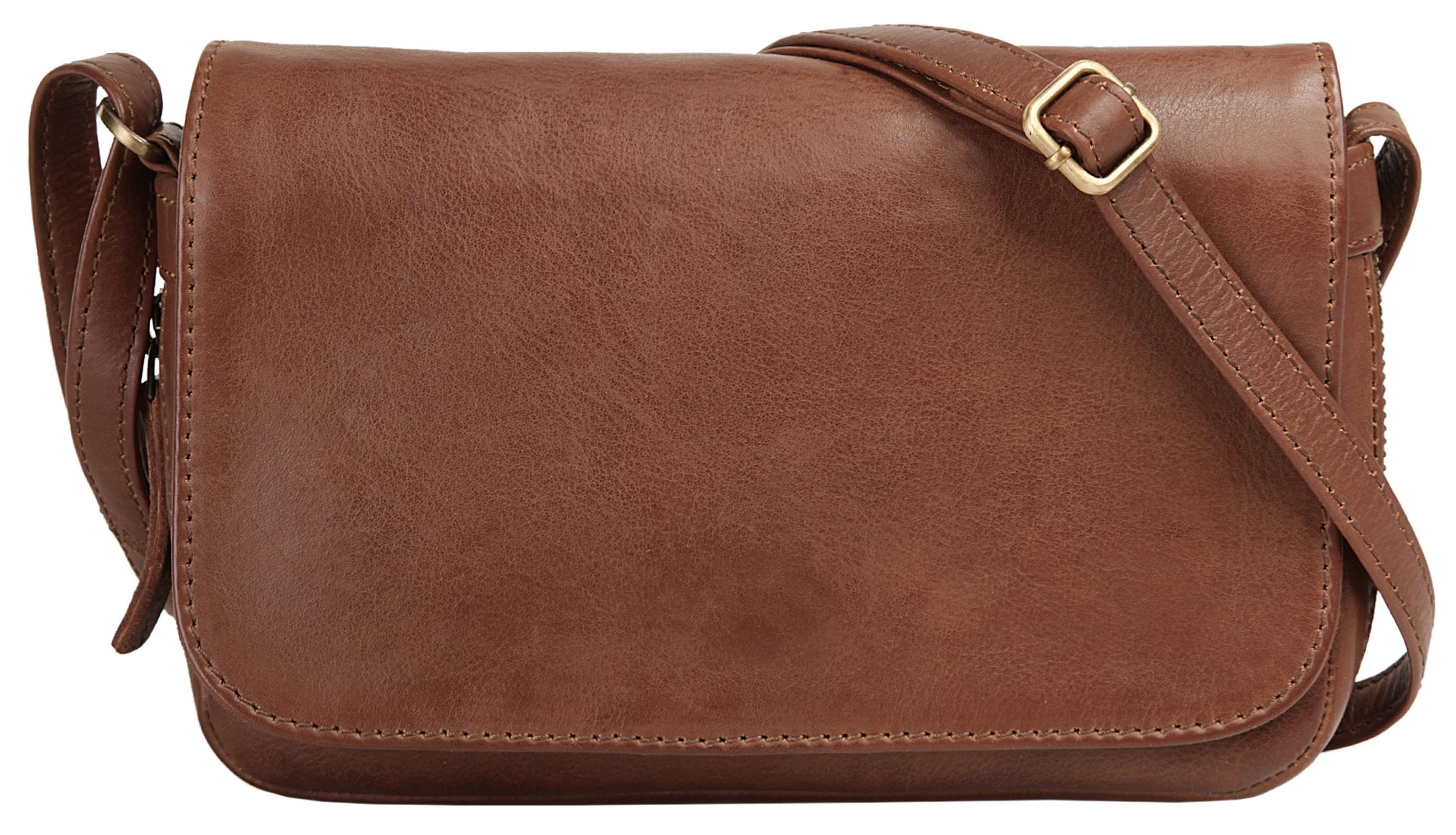WouWou Umhängetasche | Taschen | Braun | Leder | Wouwou