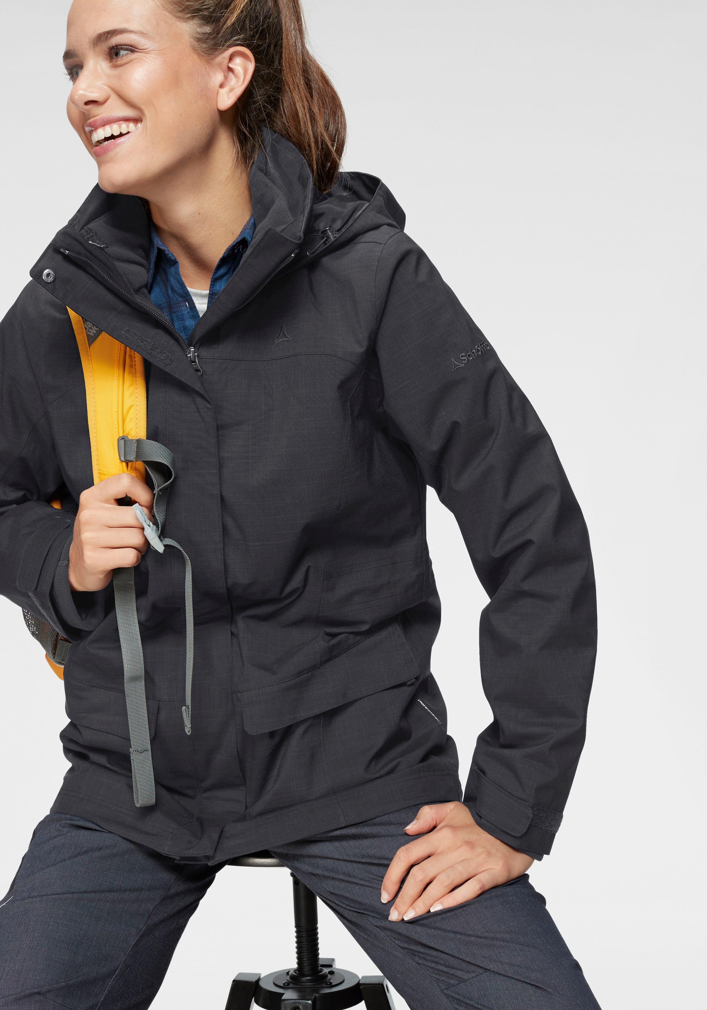 Schöffel 3-in-1-Funktionsjacke TAIPEH | Bekleidung > Jacken > Funktionsjacken | Schöffel