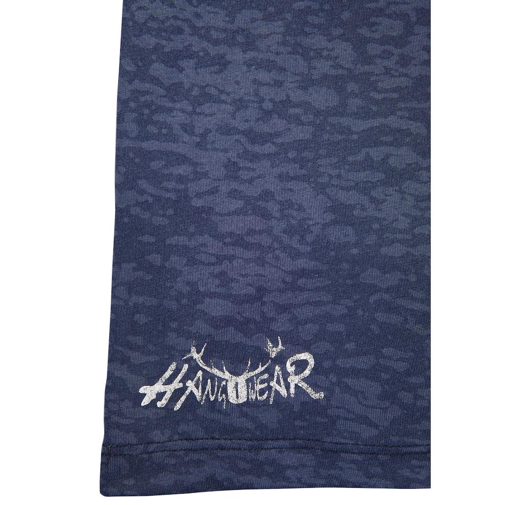Hangowear Trachtenshirt, mit Hirschmotiv