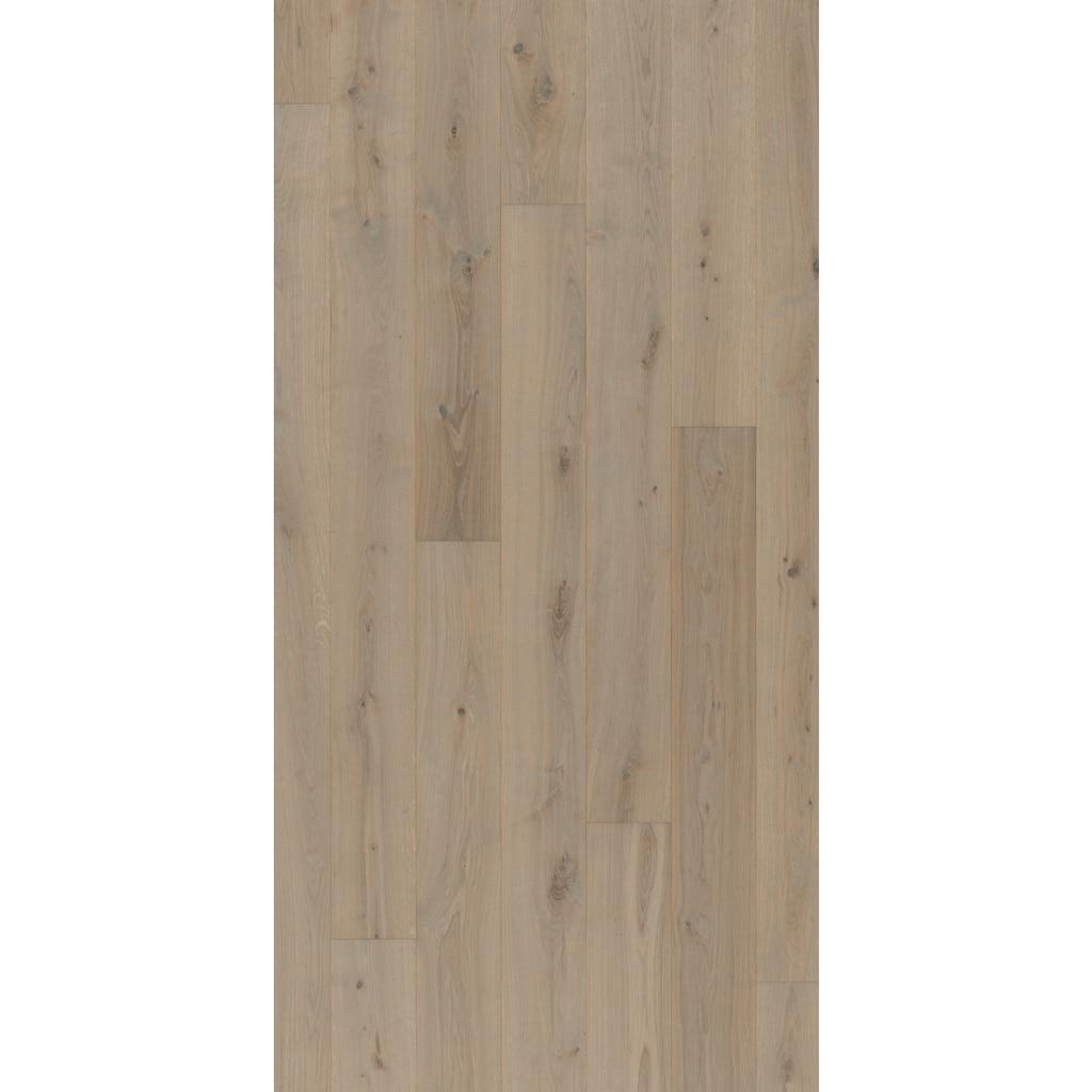 PARADOR Parkett »Classic 3060 Rustikal - Eiche Barolo«, Klicksystem, 2200 x 185 mm, Stärke: 13 mm, 3,66 m²