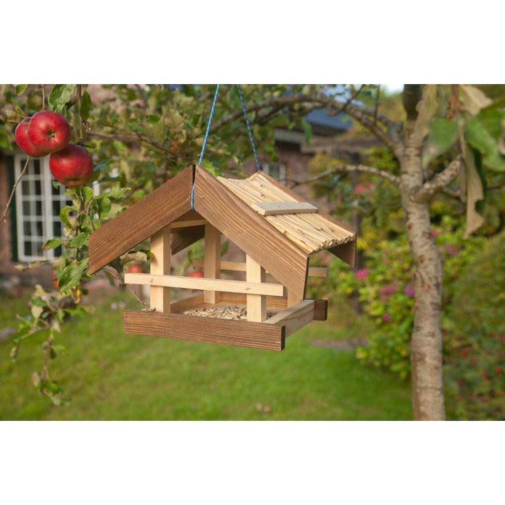 Kiehn-Holz Vogelhaus, BxTxH: 30x22x24 cm