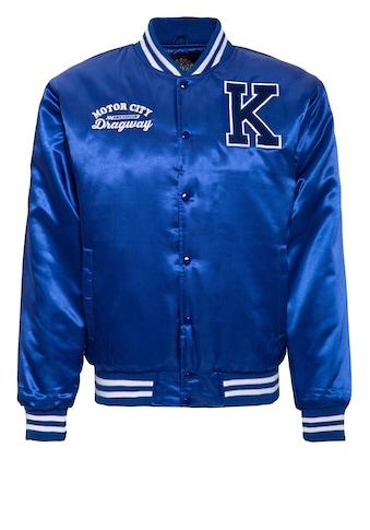 KingKerosin Collegejacke »Motor City« kaufen
