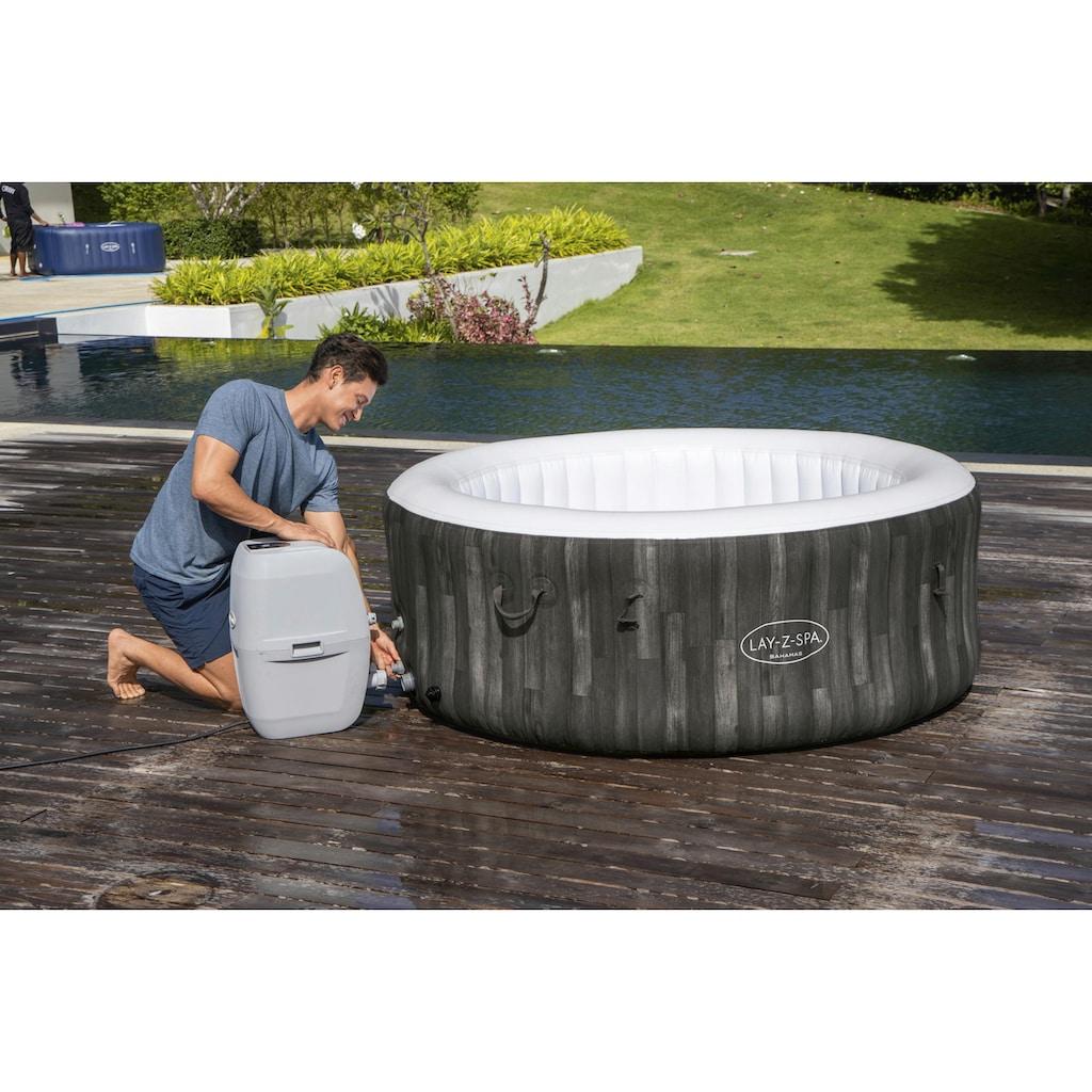 Bestway Whirlpool »LAY-Z-SPA® Bahamas AirJet™«, ØxH: 180x66 cm, für bis zu 4 Personen
