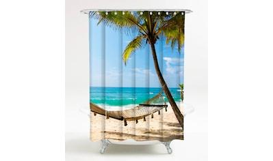 Sanilo Duschvorhang »Holiday«, Breite 180 cm, Höhe 200 cm kaufen
