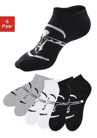 Chiemsee Sneakersocken, (6 Paar), ideal für Sport & Freizeit kaufen