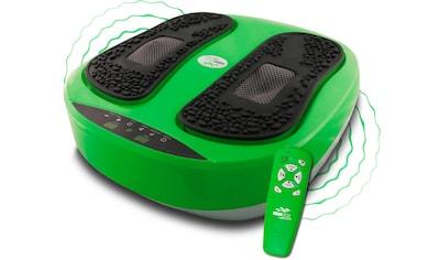 VibroLegs Vibrationsplatte »VibroLegs«, 30 W, 10 Intensitätsstufen, (3 tlg., mit Trainingsplan) kaufen