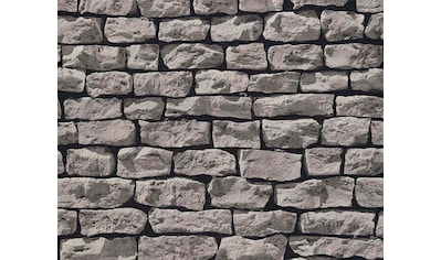 LIVINGWALLS Vliestapete »Best of Wood'n Stone Naturstein Optik« kaufen
