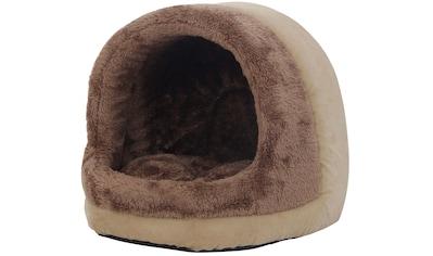 HEIM Hundehöhle und Katzenhöhle »Safari«, BxTxH: 35x39x37 cm kaufen
