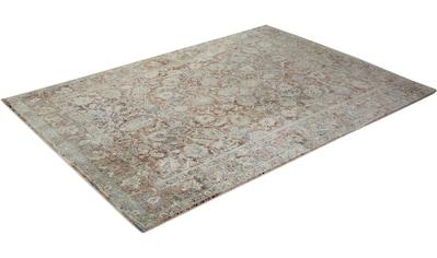 Trendline Teppich »Limitee Orient«, rechteckig, 10 mm Höhe, Vintage Design, Wohnzimmer kaufen