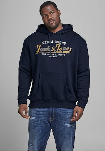 Jack & Jones Kapuzensweatshirt »LOGO SWEAT HOOD« kaufen