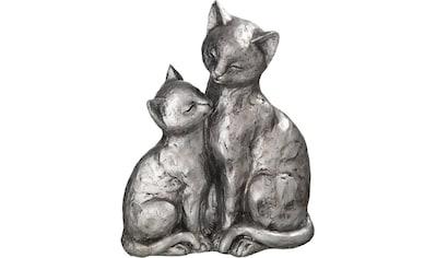 Home affaire Dekofigur »Katzen - Paar« kaufen