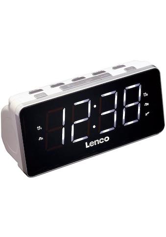 Lenco Radiowecker »CR-18«, ( FM-Tuner ) kaufen