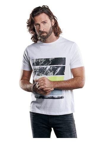 emilio adani Bio-Baumwoll-T-Shirt kaufen