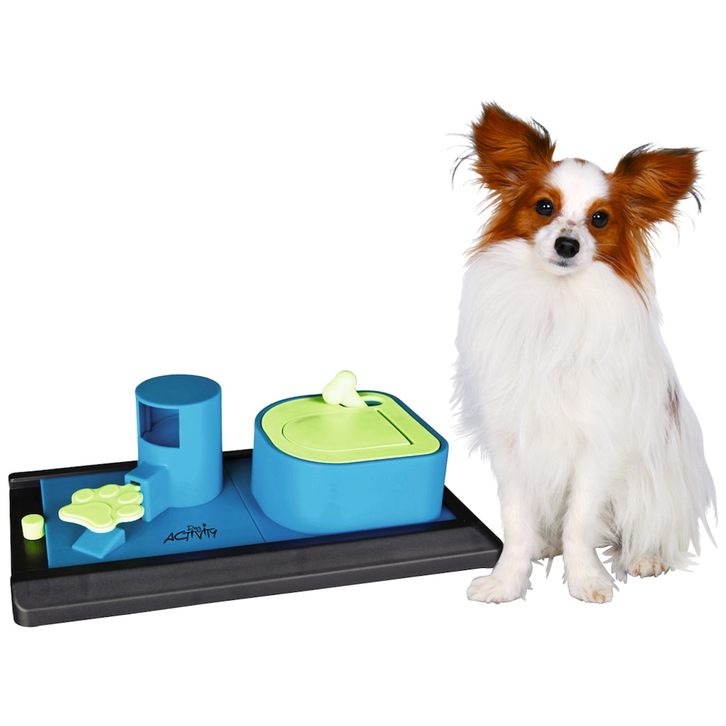 Trixie Hundespielzeug »Poker Box Vario Strategiespiel«