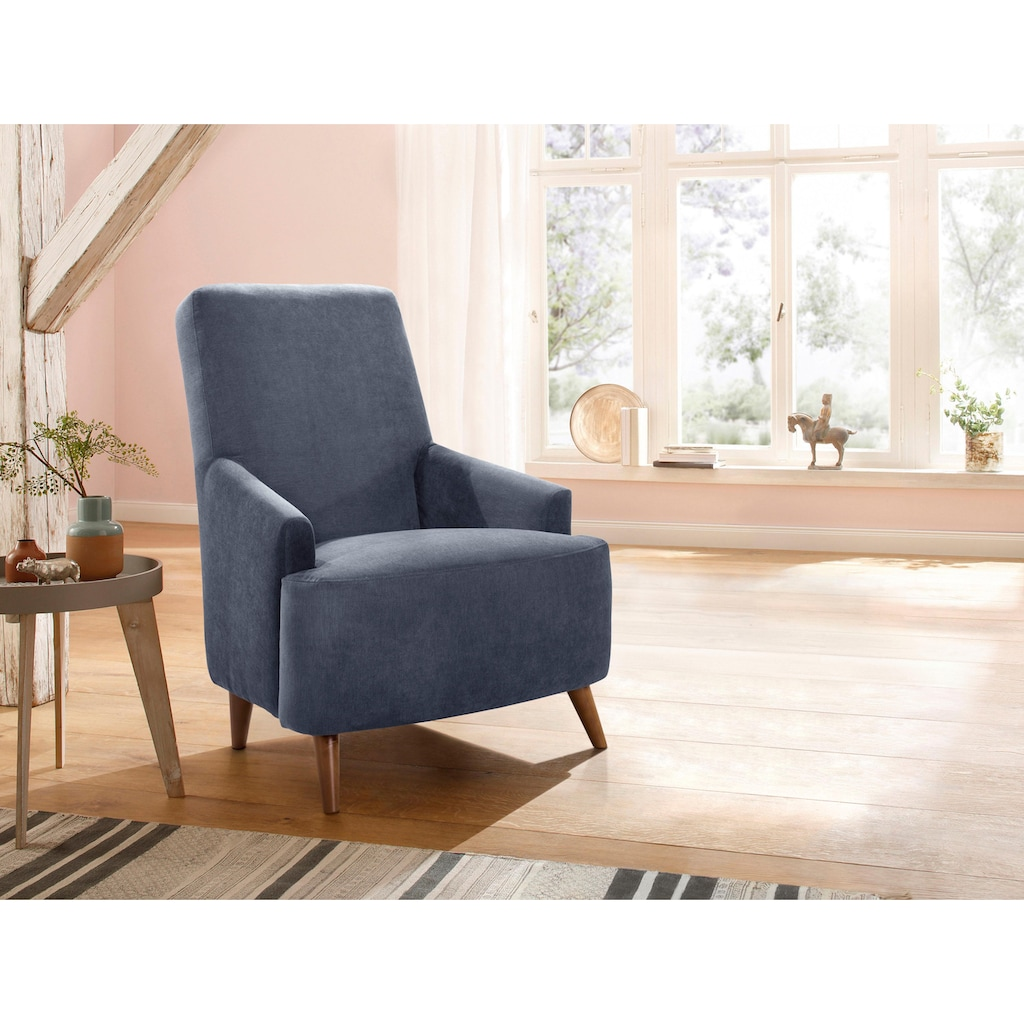 Home affaire Sessel »Slope«, in verschiedenen Farben