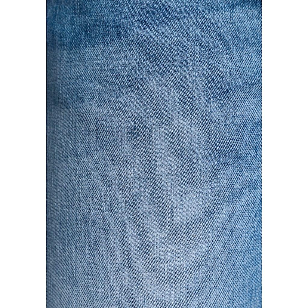 Herrlicher 7/8-Jeans »TOUCH CROPPED ORGANIC«, umweltfreundlich dank Kitotex Technology