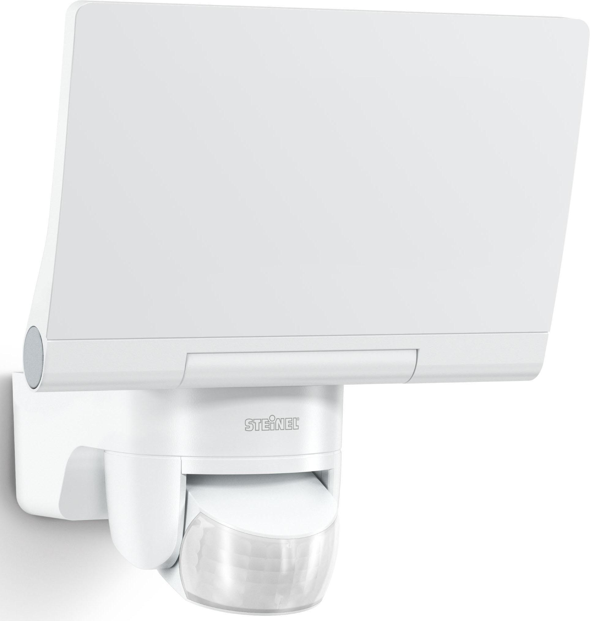 steinel LED Außen-Wandleuchte XLED home 2 Connect SC, LED-Board, Warmweiß, 180° Bewegungsmelder, über Bluetooth vernetzbar, Smart Home