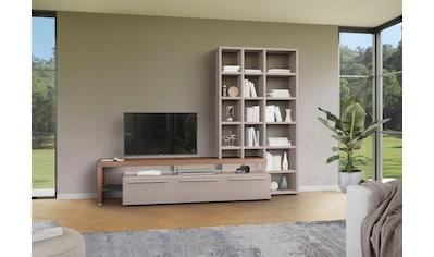 GWINNER Wohnwand »Bellano«, (3 St.), mit TV-Brücke links kaufen