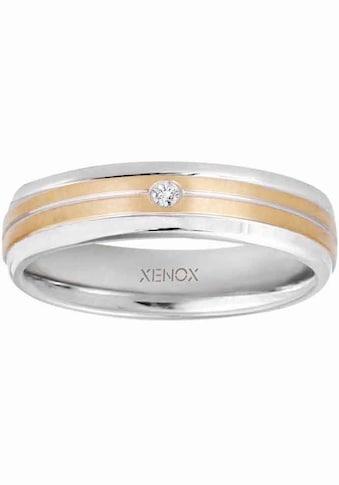 XENOX Partnerring »X2625, X2626«, wahlweise mit oder ohne Zirkonia kaufen