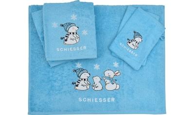 Handtuch Set, »Bearly«, Schiesser kaufen