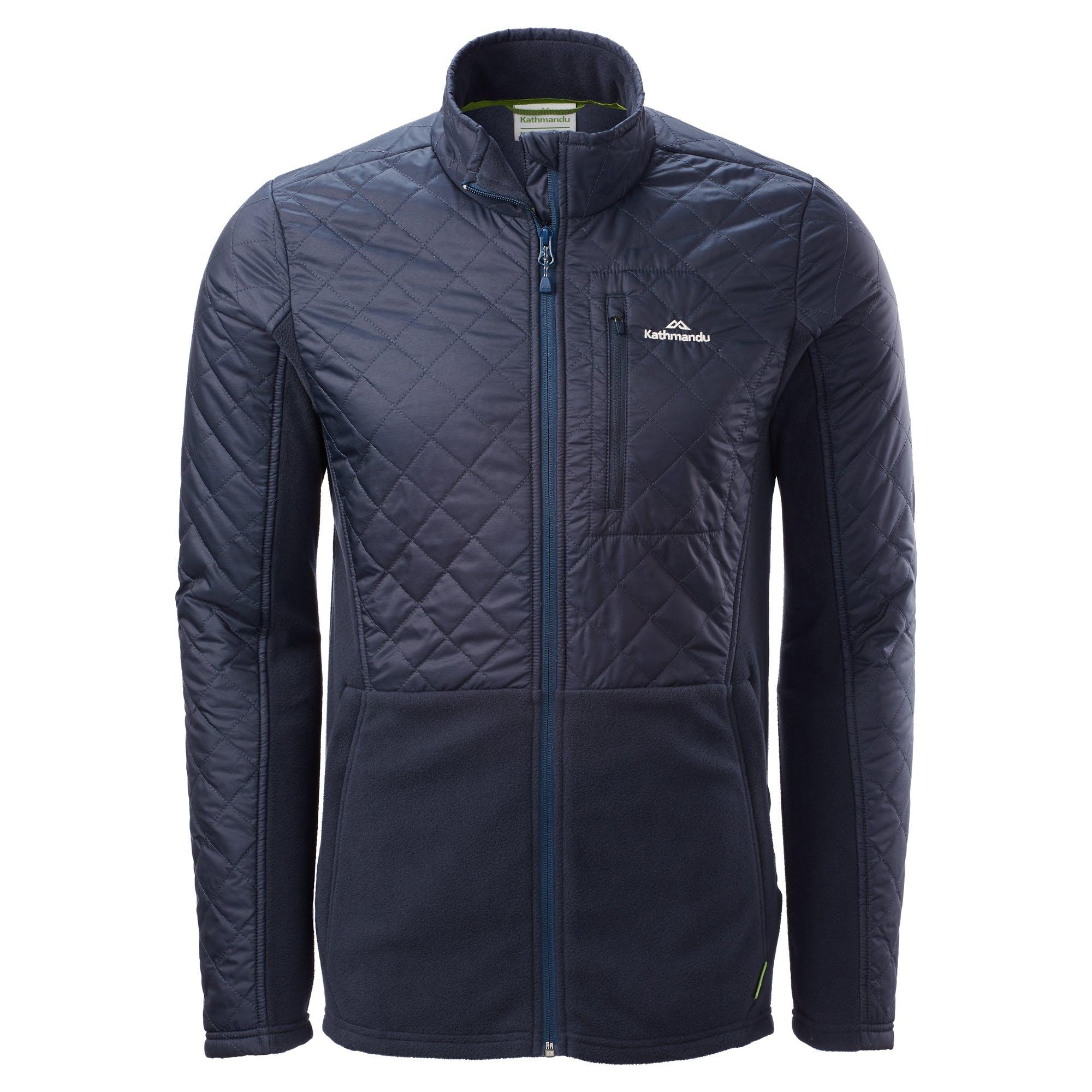 Kathmandu Fleece-Jacke Forerunner | Bekleidung > Jacken > Fleecejacken | Blau | Fleece - Polyester | Kathmandu