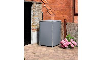 HIDE Mülltonnenbox für 1 x 240 l, grau kaufen