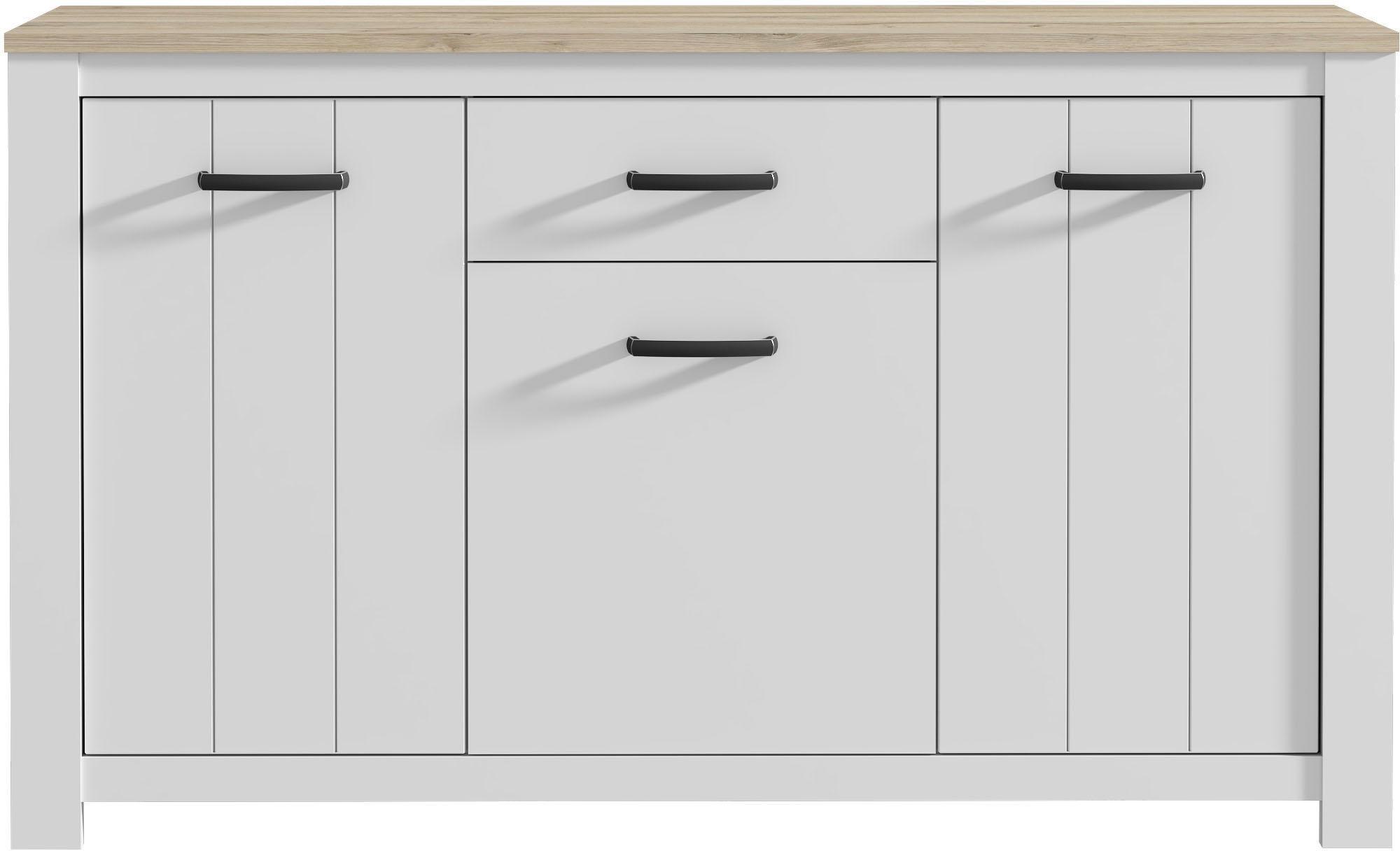 FORTE Sideboard, Breite 161, 4 cm