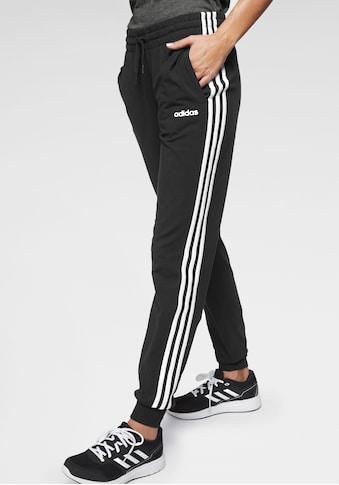 adidas Performance Jogginghose »W E 3 STRIPES PANT SJ« kaufen