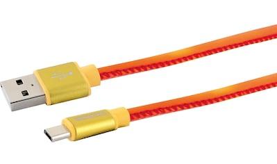Schwaiger Micro USB Kabel, 1,5m Ladekabel für Samsung, Huawei, etc. »USB 2.0 A zu USB Mirco B« kaufen