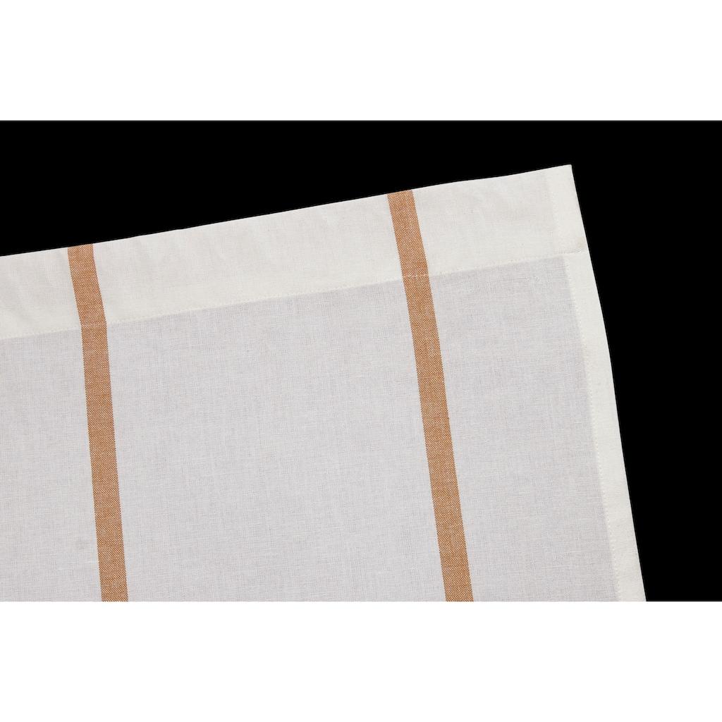 OTTO products Gardine »Matts«, blickdichter Vorhang