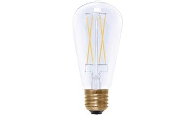 SEGULA LED-Filament »VINTAGE LINE«, E27, 1 St., LED Rustika Long Style Filament kaufen