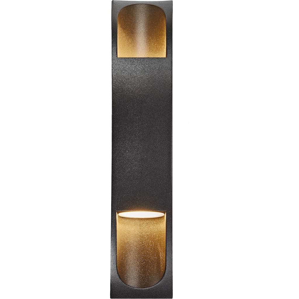 Nordlux LED Wandleuchte »PIGNIA«, LED-Modul, 5 Jahre Garantie auf die LED