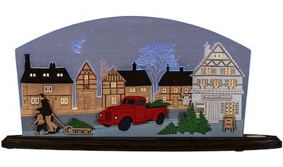 Weigla LED Lichterbogen »Christmas Pickup«, 1 tlg., Motivleuchte kaufen