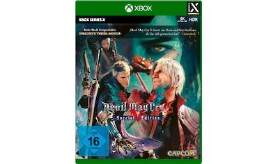 Capcom Spiel »Devil May Cry 5 Special Edition«, Xbox Series X kaufen